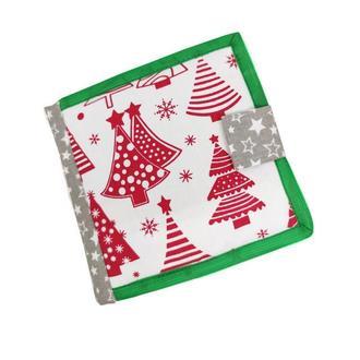 Новогодние мягкие книжки для детей, Мягкие книжки Handmade, 10 страниц/ Christmas