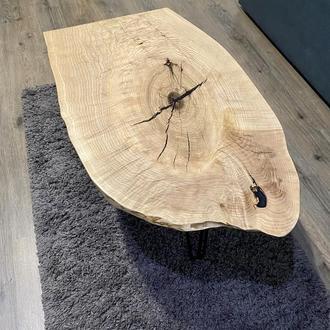 Стол журнальный #wood1