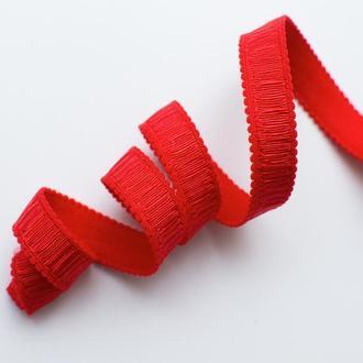 Бретель червона 14 мм