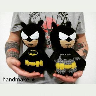 Мягкая игрушка Бэтмен