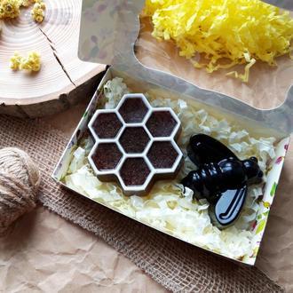 Подарочный набор мыло медовое