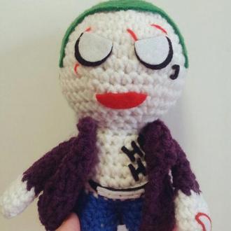 Мягкая игрушка Джокер Отряд Самоубийц