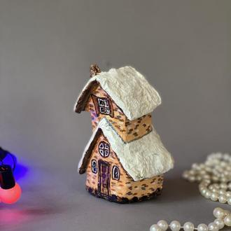 Елочная игрушка «Хочу дом»