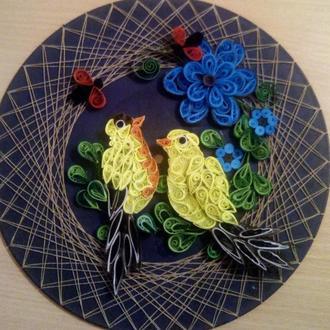 Картина Нічні квіти