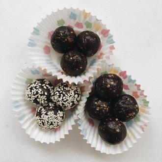 Натуральные конфеты из сухофруктов Nut mix
