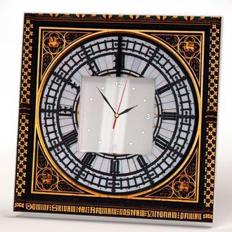 """Необычные часы с изображением """"Биг Бэн"""""""