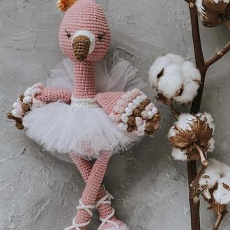 Фламинго игрушка