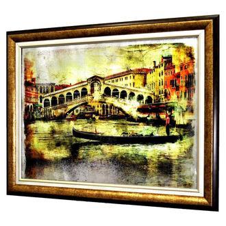 Картина за дзеркалом Ponte di Rialt №534