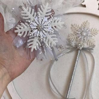 Набір сніжинки 2