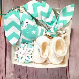 Подарочный набор для малышки