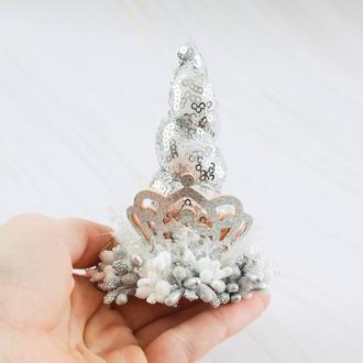 Срібний Обруч ріг Єдинорога