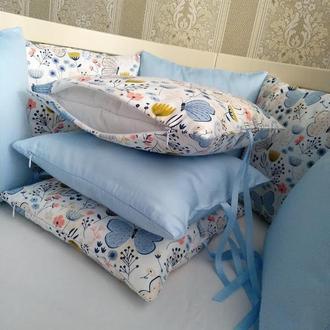 Ботики в кроватку для мальчика