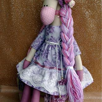 Текстильная игрушка. Сказочный Единорог. Тильда