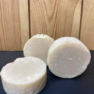 Натуральное мыло на козьем молоке «молочное»