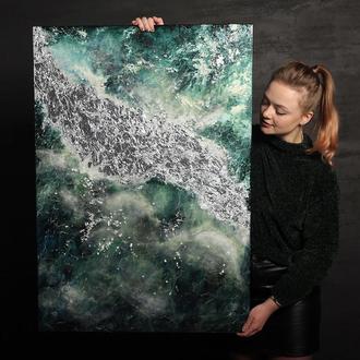 Интерьерная картина «Волна»