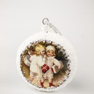 Новогодняя игрушка на елку 19mny
