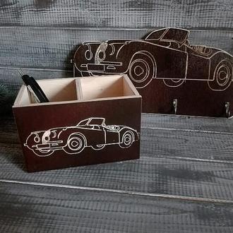 Ключница и органайзер  Ретро автомобиль