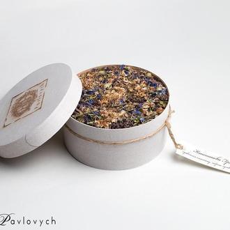 """Травяной чайный сбор """"Каштановая Грива"""" от семейного бренда Lev Pavlovych"""
