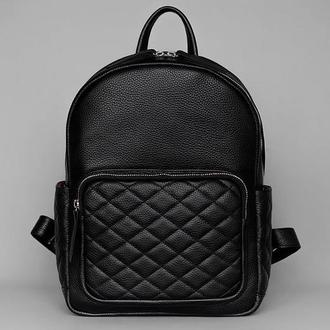Backpack Adele black (артикул: w065.1)