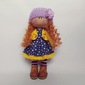 Лялька Рыжулька