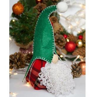 Гном рождественский Зеленый