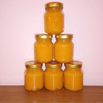 Джем Гарбуз-апельсин, 85 мл.
