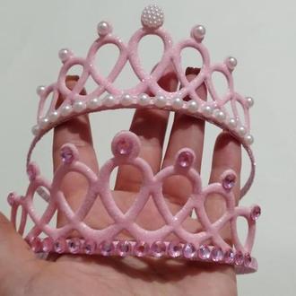 Корона на ободке