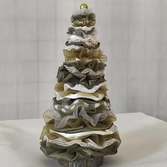 Новогодняя елка Небольшая новогодняя елка Подарок Сувенир