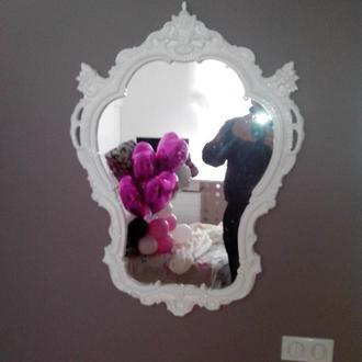 рама с зеркалом