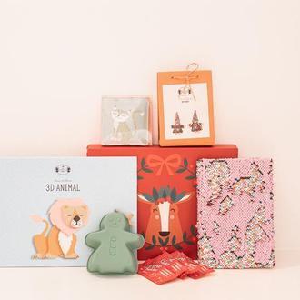 Подарочный набор для девочки/Подарок для девочки на новый год/набор для девочки