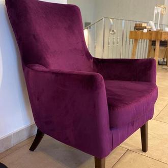 Кресло Classic фиолетовое