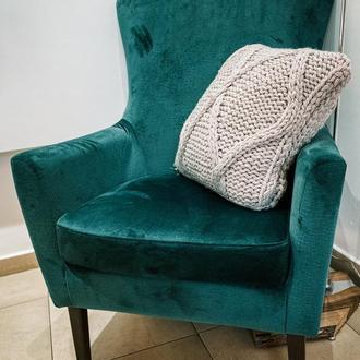 Крісло Classic смарагдове