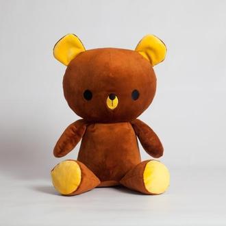 Мишка Юппи, коричневый.