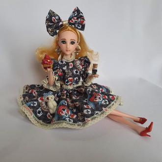 Кукла Алиса в стране Чудес, Алиса в Зазеркалье