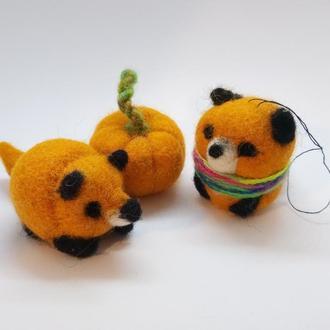 Солнечные лисички Набор оранжевый в одном экземпляре - перед заказом уточнить наличие