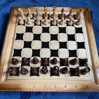 Шахи-шашки скринька