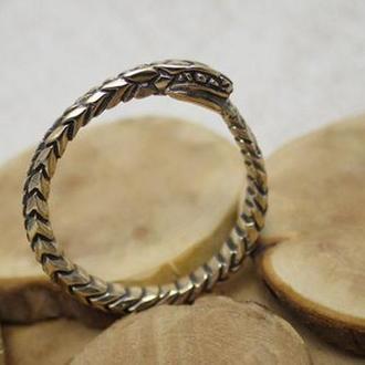 Уроборос кольцо