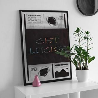 Постер — Get Lucky