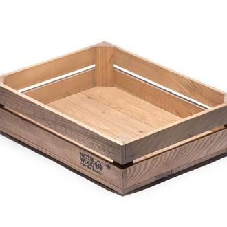 Ящик дерев'яний NATURWOOD ( 400 х 300 х 110 мм)