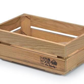 Ящик из дерева 30 х 20 х 11 см