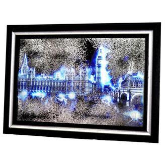 Картина за дзеркалом Electric london №7073