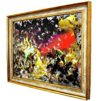 Картина за дзеркалом Pompeiy №501