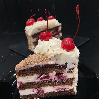 Бісквітний ПП-торт