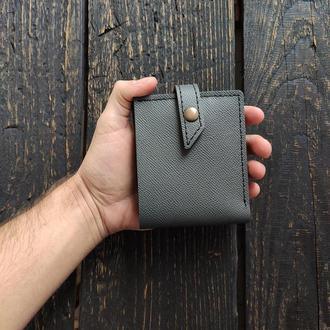Мужской кошелек . Кожаный кошелек . Портмоне из кожи
