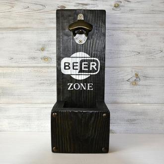 "Открывалка для пива ""Beer Zone"""