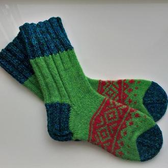 Шикарные носочки.
