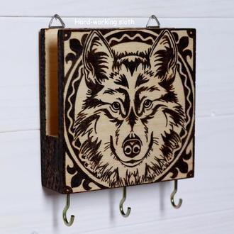 Ключница «Волк»