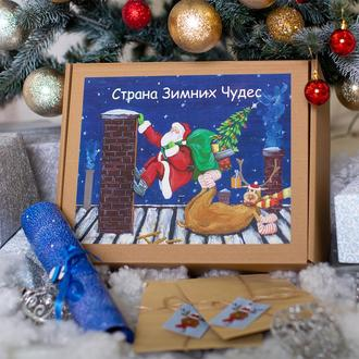 "Новогодний квест ""Страна зимних чудес"""