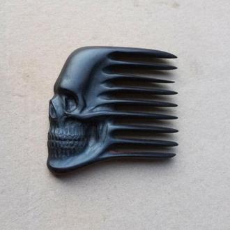 Гребень череп