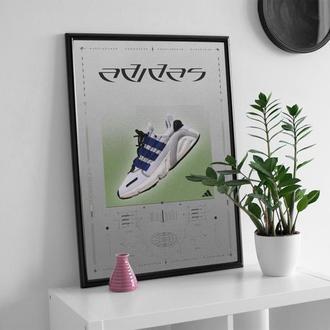Постер — ADIDAS